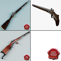 Old Muskets Collection V4