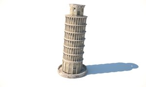 max pisa tower