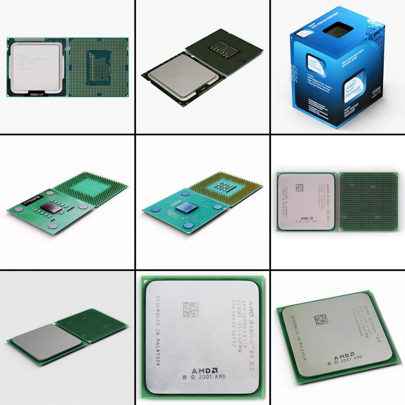 processors set intel max