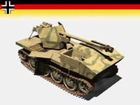 3d model of pak40 rso