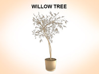 willow tree 3ds