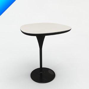bloomy table design patricia obj