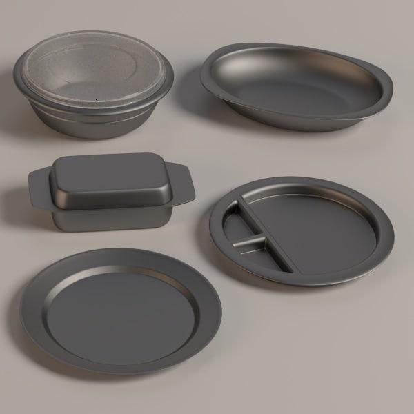 3d bowls