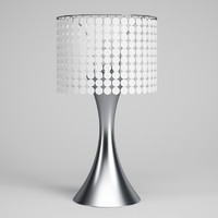 decorative desk lamp 49 c4d