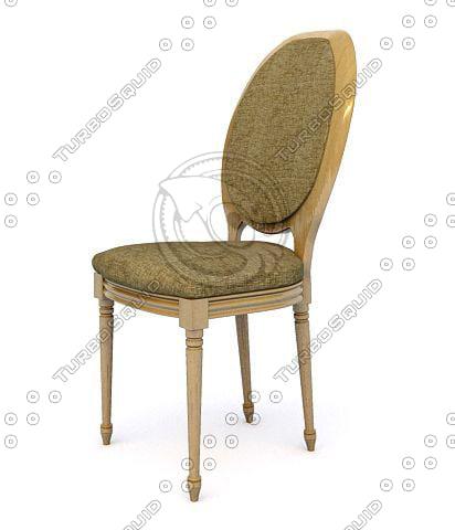 maya interior stool chair