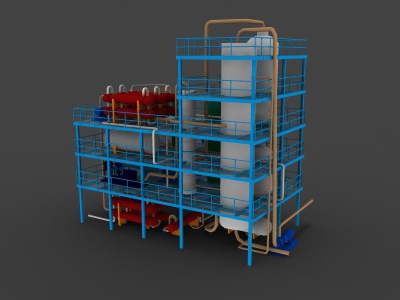 3d max hydrocracker refineries