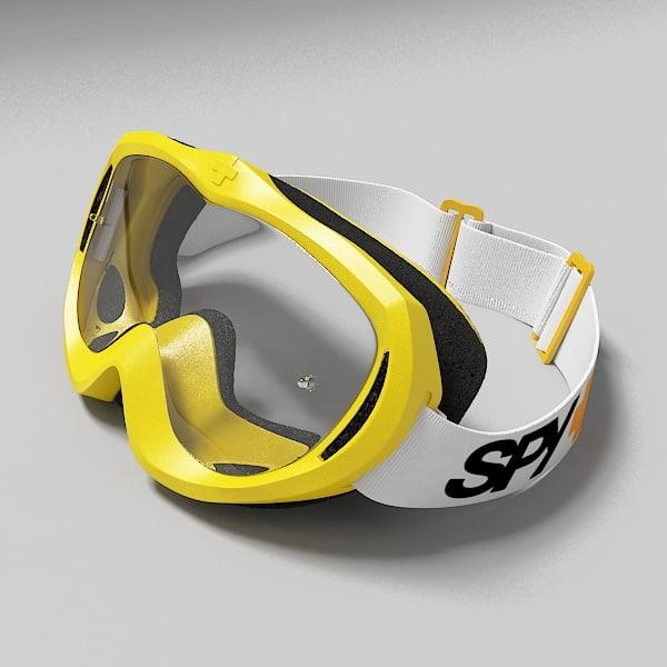 spy goggles 3d max
