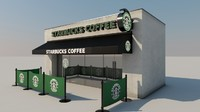 Starbucks Coffee House