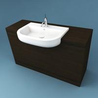 Bathroom Sink GSI wb069