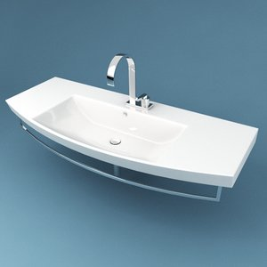 bathroom sink max