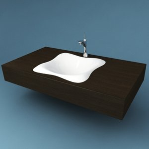 max bathroom sink