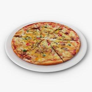 max pizza materials party