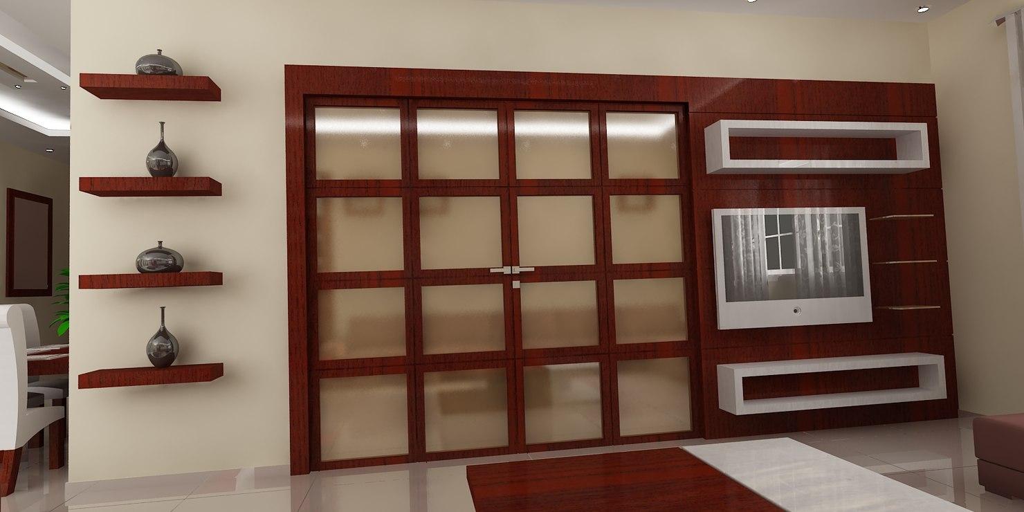 interior design apartment 3d model