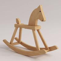 Rosendahl Rocking Horse