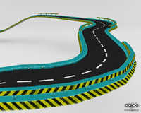 Kart Racer - 8 elements