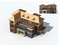 3d max exterior rendering 1