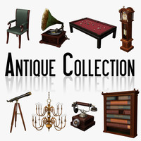 Antique collection 3DGM