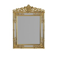 Baroque Classic Wall Mirror