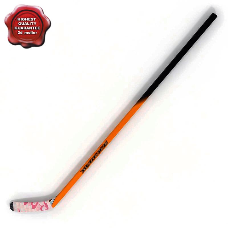 3d hockey stick v2