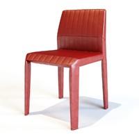 3d chair mentalray