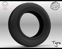 tyre parts 3d 3ds