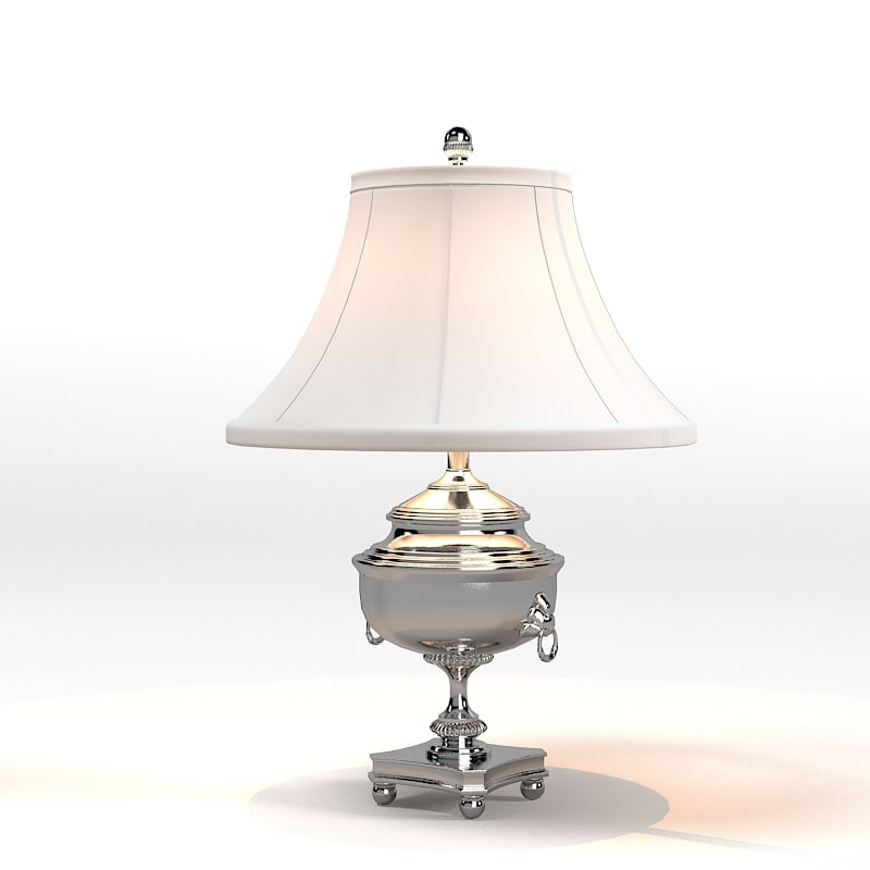 Ralph Lauren Samovar Table Lamp