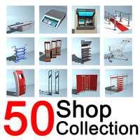 50 shopping designs max