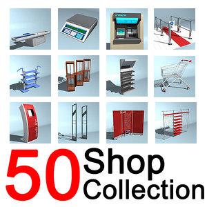 50 shopping designs max