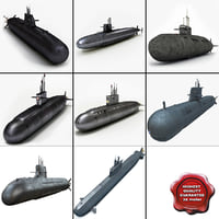 Submarines Collection V3