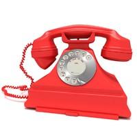 telephone phone 3d model