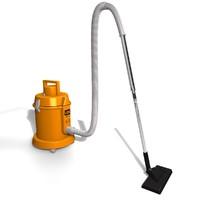3dsmax vacuum cleaner