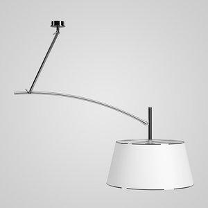 3d model ceiling lamp 05