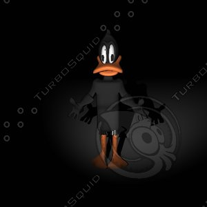 daffy duck 3ds