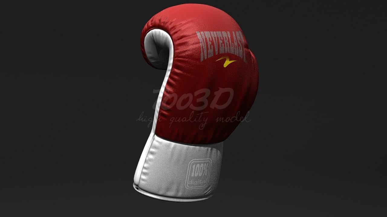3d boxer gloves