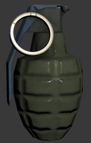 mk2 hand grenade max
