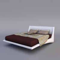 dylan bed 3d ma