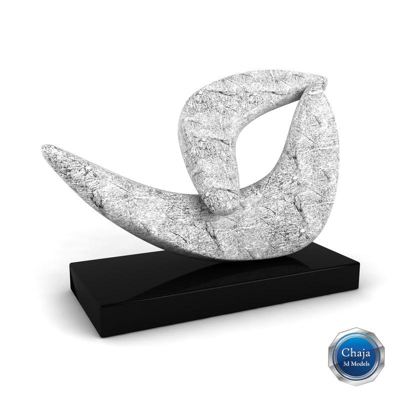sculpture figure 3d model