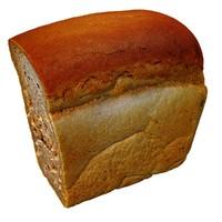 bread 3d obj