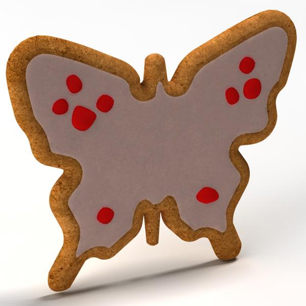 3ds gingerbread ginger bread