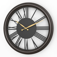 Decorative Wall Clock 08
