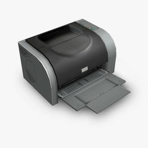 printer games real obj