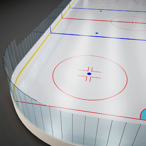 ice hockey field max