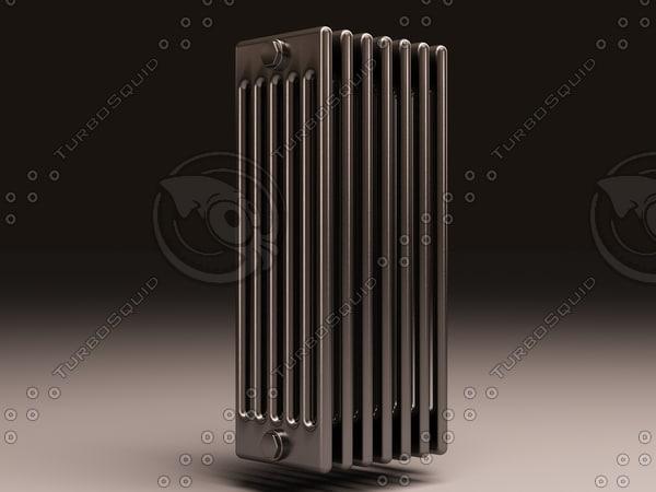 3d arbonia bank radiator 6 model