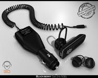 3d blackberry set hs-500