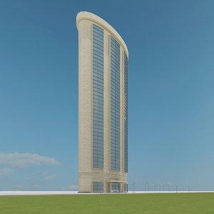 3d model new skyscraper 31