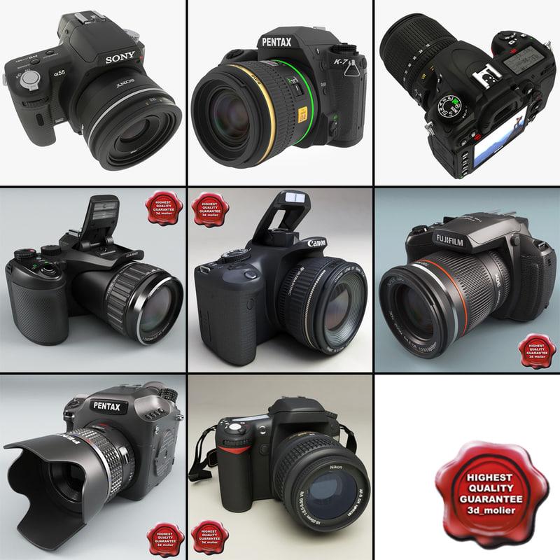 cameras v3 3d 3ds