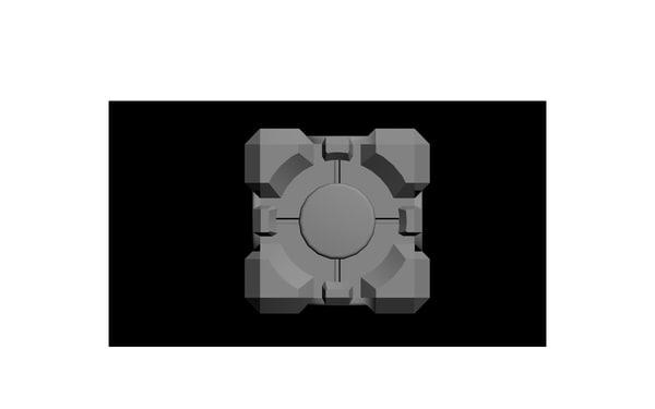 max portal cube