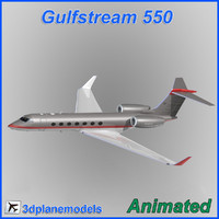 Gulfstream G550 Gama Aviation