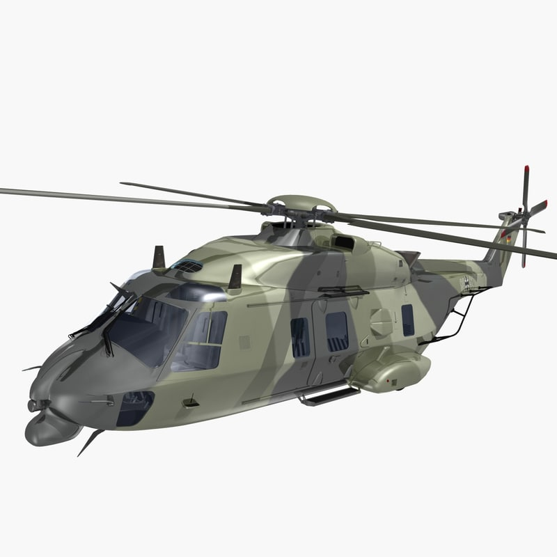 max nhindustries helicopter german army