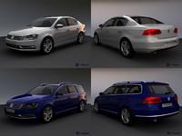 Volkswagen Passat 2011 Pack
